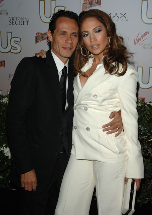 Marc Anthony and Jennifer Lopez started dating in 2004
