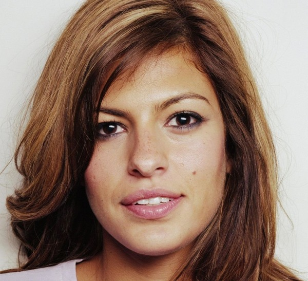 Eva Mendes studied home design in her youth