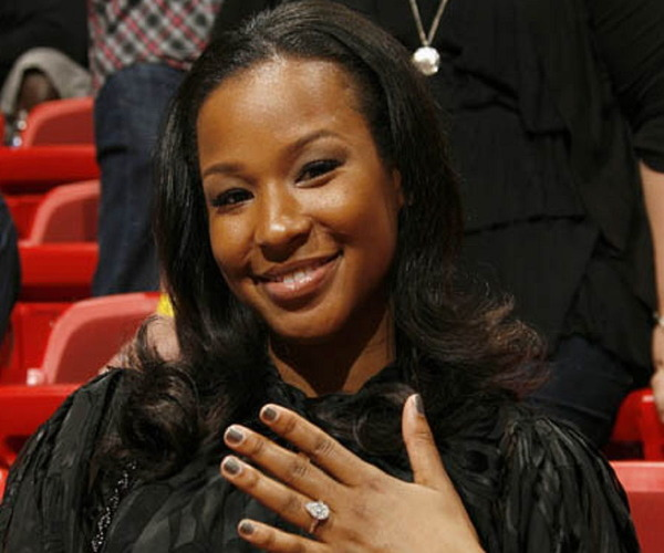 Savannah Bryson James engagement ring