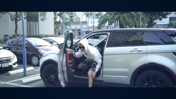 RiceGum car