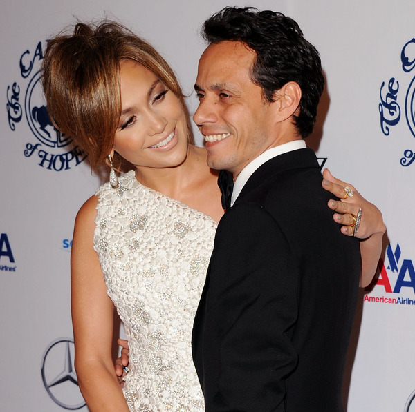 Marc Anthony and Jennifer Lopez wedded at a secret wedding ceremony