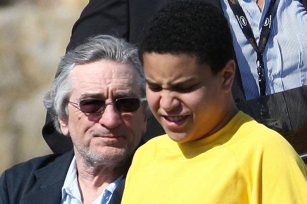 Robert De Niro kids: names, mothers, age, careers, health ...