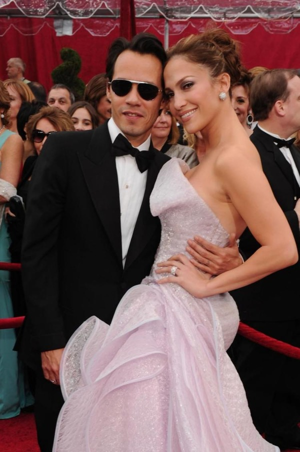 Marc Anthony and Jennifer Lopez welcomed 2 kids together
