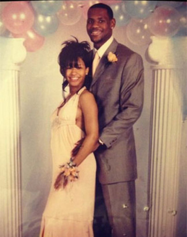 LeBron James and Savannah Bryson wedded in 2013