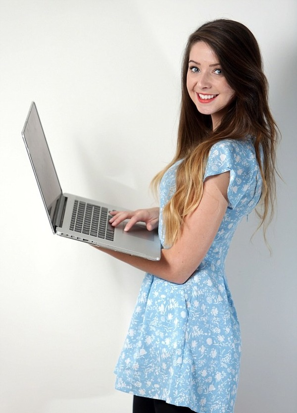 Zoella launched her beauty channel in 2007