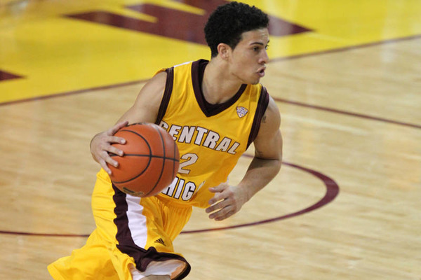 Austin McBroom is a former basketball player