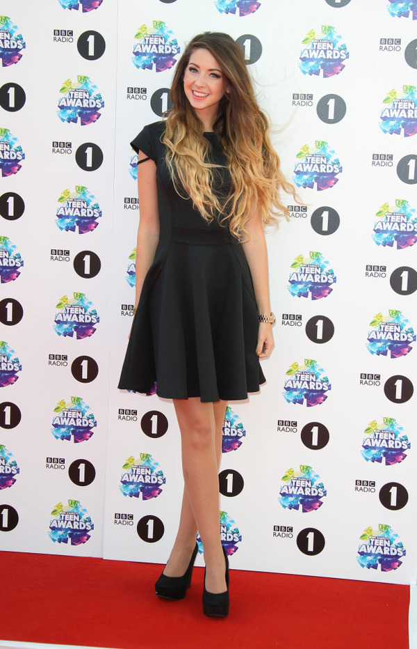 Beauty vlogger Zoella is a great motivation for others