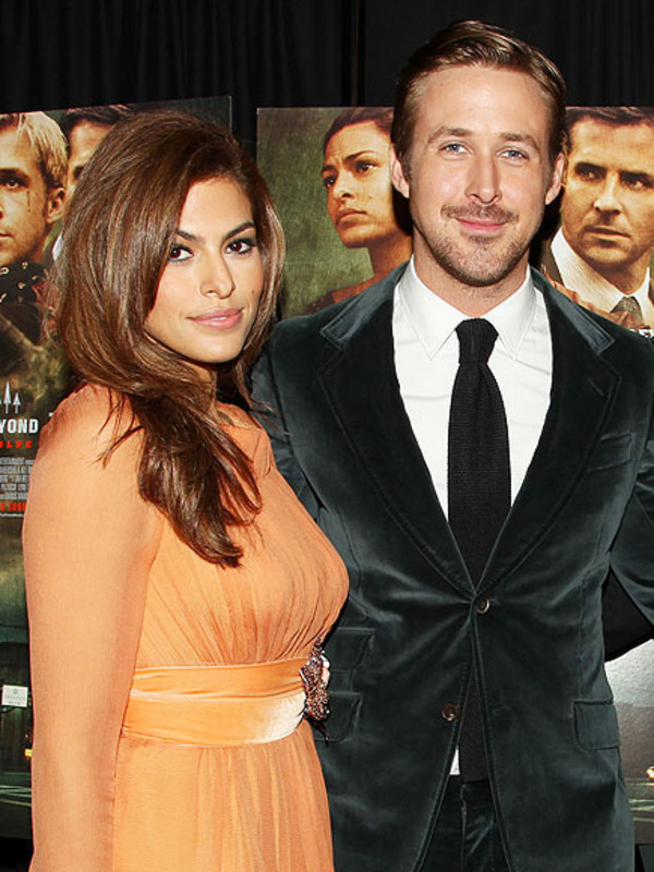 Eva Mendes and Ryan Gosling love story