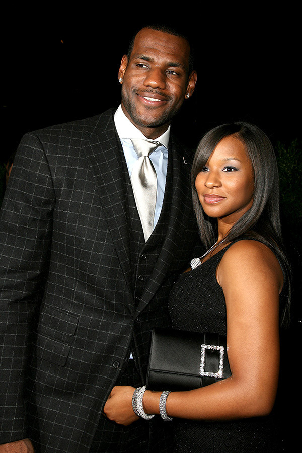 Savannah Brinson and LeBron James love story