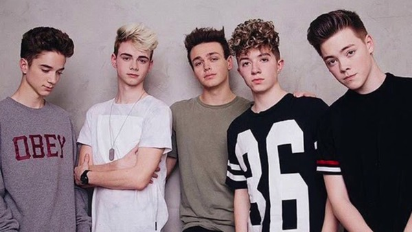 Zach Herron is a member of WDW band