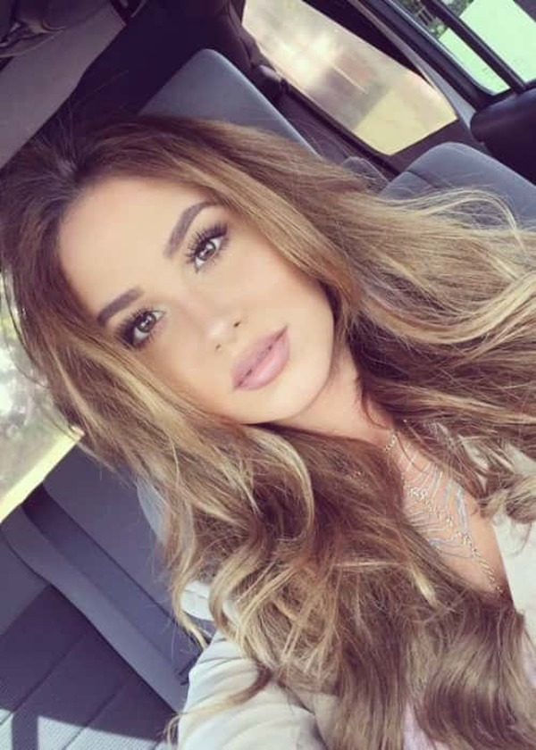 Catherine Paiz biography and career