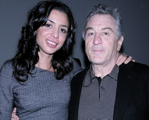 Robert De Niro with his daughter Drena De Niro