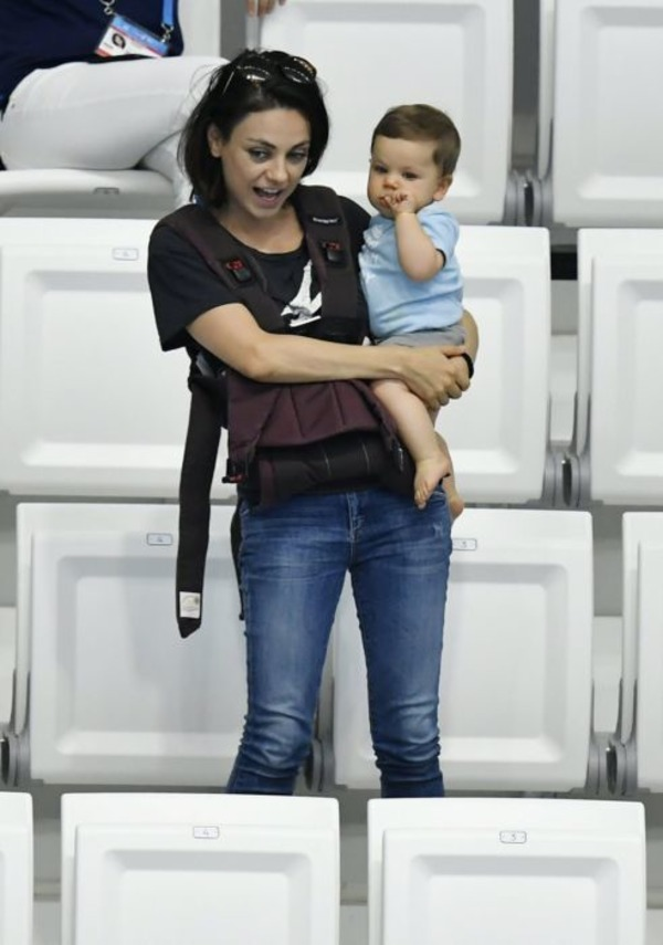 Mila Kunis son Dimitri