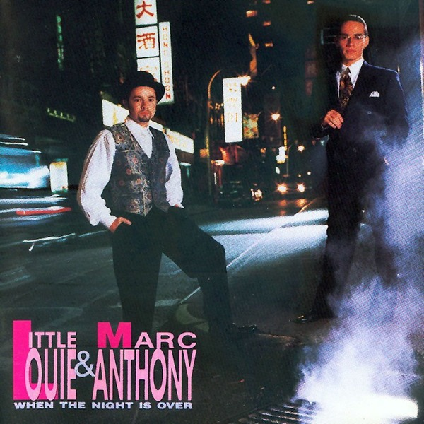 Marc Anthony and DJ Little Louie Vega album