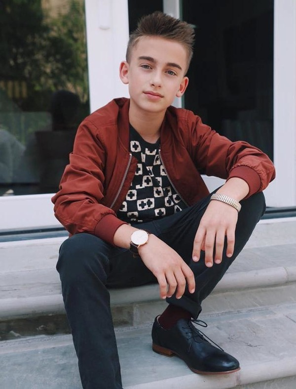 Johnny Orlando biography facts