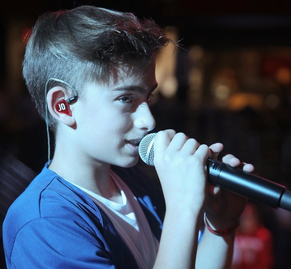 Johnny Orlando rose to fame as a singer