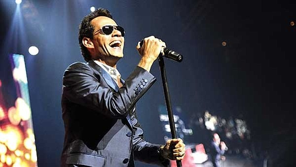 Marc Anthony has become popular after the release of his self-titled album