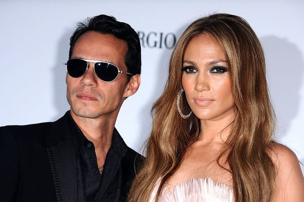 Marc Anthony and Jennifer Lopez love story