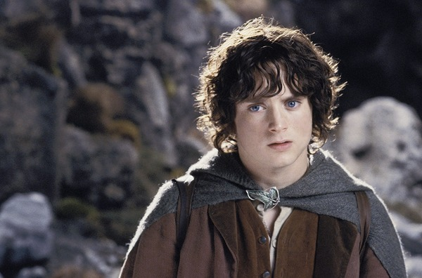 Elijah Wood in The Lord of the Rings