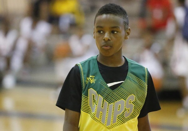 Lebron James eldest son LeBron James Jr.