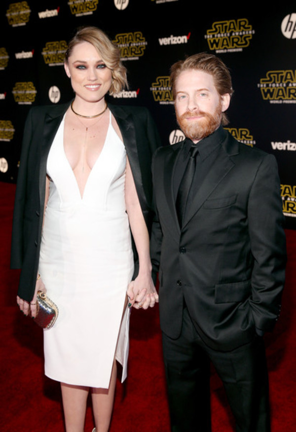 Seth Green and Clare Grant met in 2007