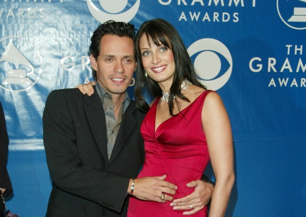 Marc Anthony and his ex-wife Dayanara Torres