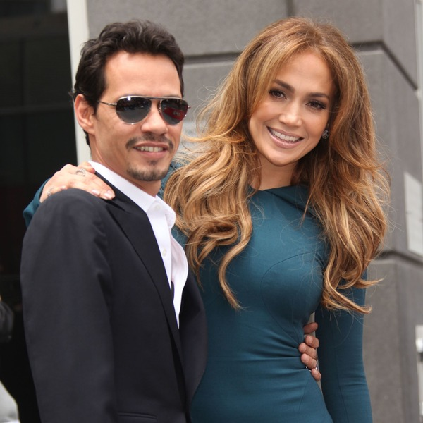 Marc Anthony and Jennifer Lopez still collaborate together