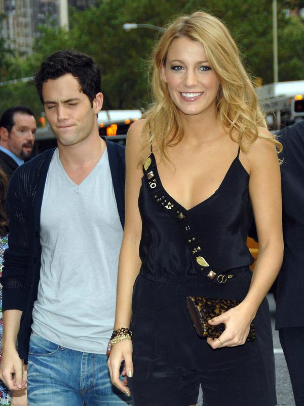 Blake Lively ex boyfriend Penn Badgley