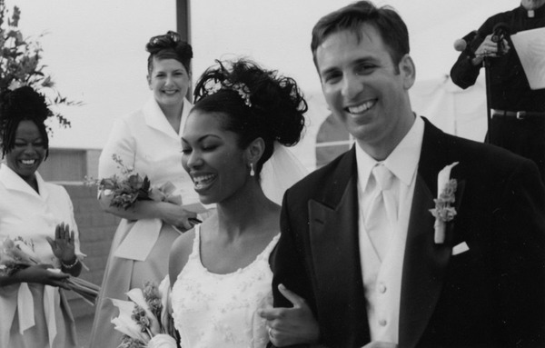 Tony Berlin and Harris Faulkner wedding
