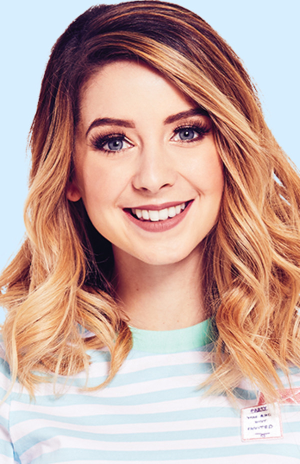 "Beauty vlogger Zoella: ""It's not something I could have planned for myself"""