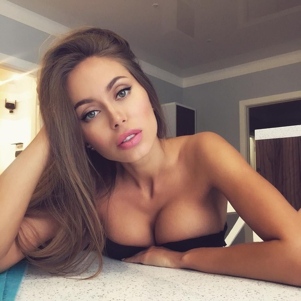 Galinka Mirgaeva is one of top 10 Instagram models