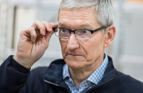 A famous gay Tim Cook