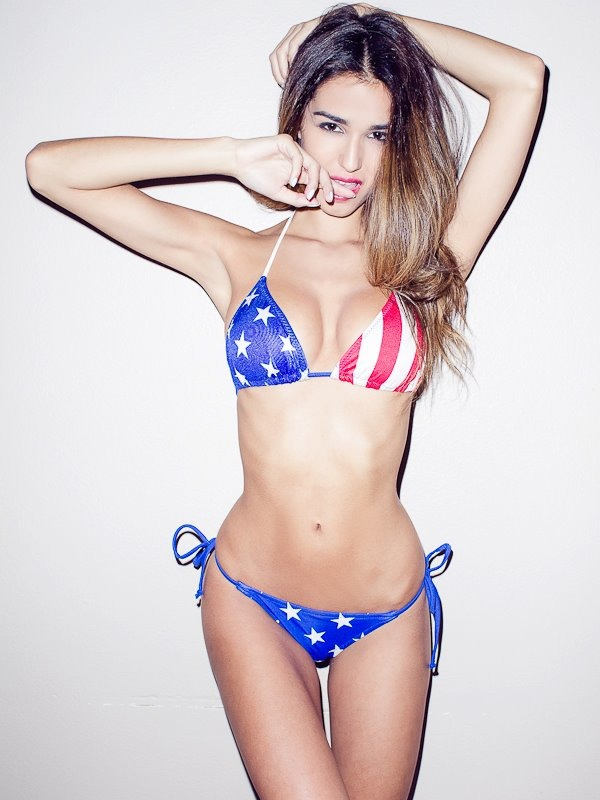 Ashley Sky as top Instagram model