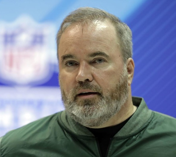 Mike McCarthy biography