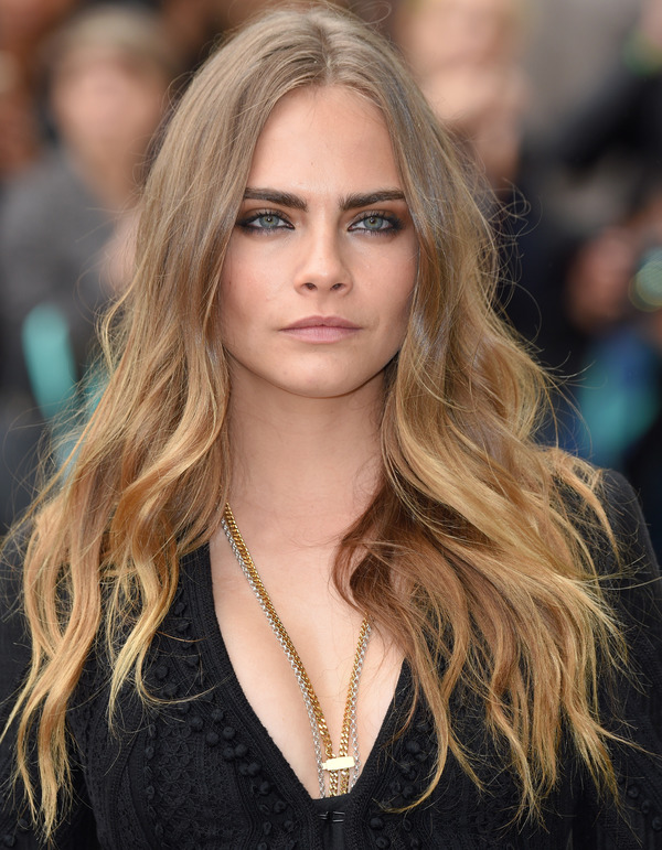 Top 10 Instagram models: Cara Delevingne