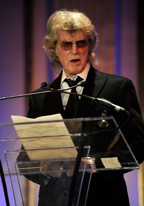 Don Imus rose to fame as a comedian