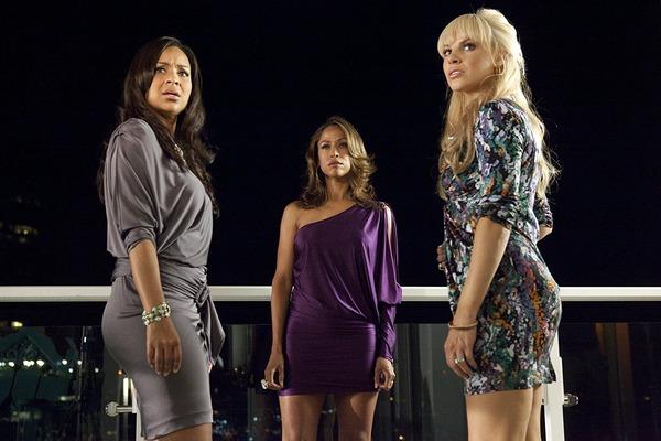 Stacey Dash, LisaRaye McCoy, and Charity Shea in Single Ladies