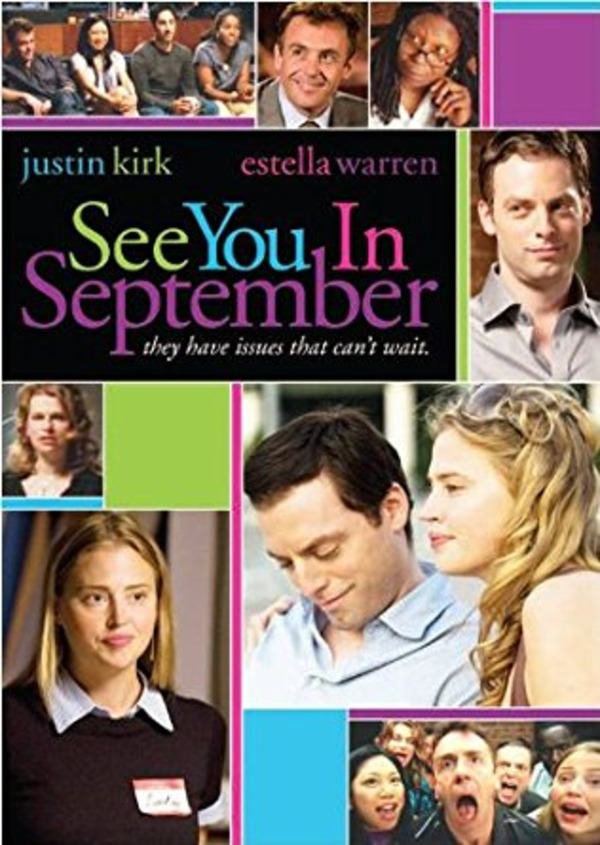 Tamara Tunie directed and produced See You in September
