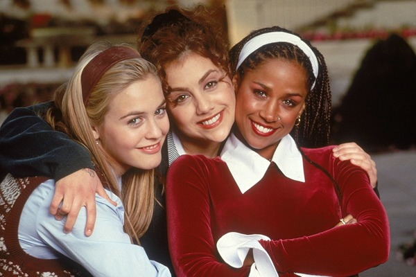 Alicia Silverstone, Stacey Dash, and Brittany Murphy in Clueless