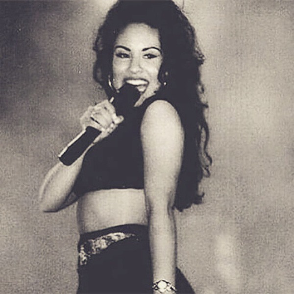 Selena Perez singing