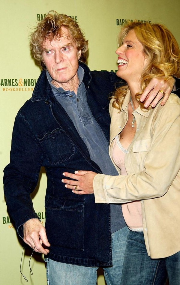 Don Imus with his wife Deirdre Coleman