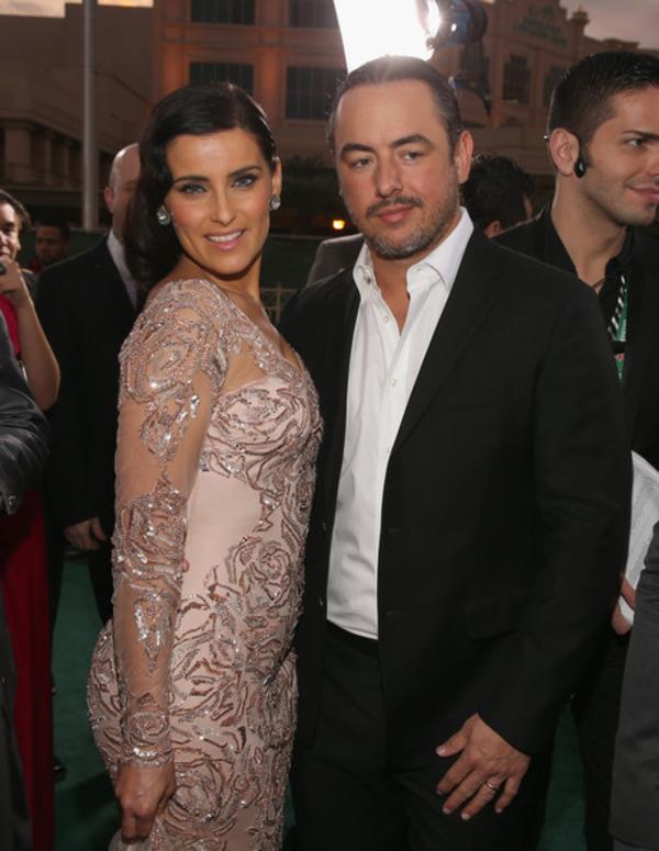 Nelly Furtado and her ex-husband Demo Castellon