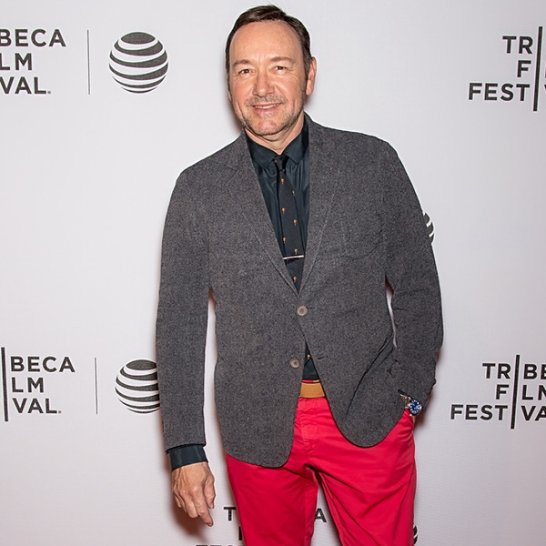 A famous gay Kevin Spacey