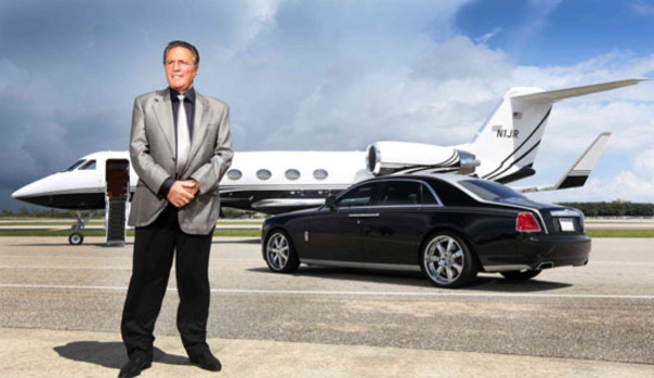 John Rosatti cars and jets