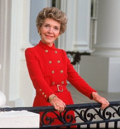 Nancy Reagan biography