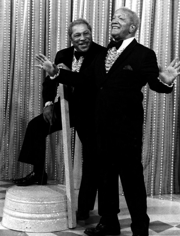 Redd Foxx and Don Bexley