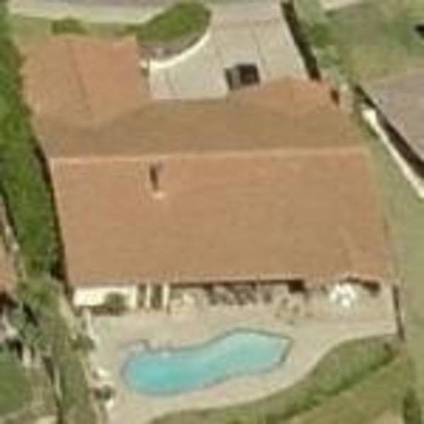 Dean Cain house in Malibu