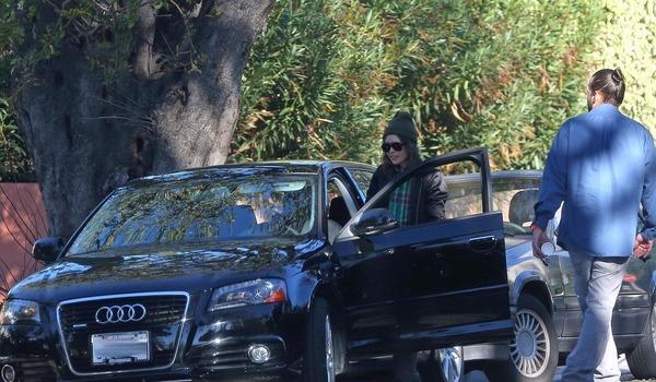 Ellen Page car