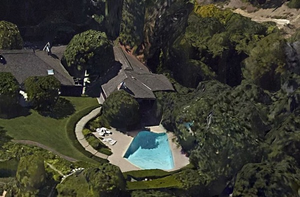 Nancy Reagan house