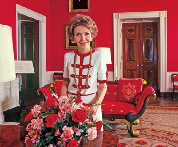 Nancy Reagan net worth and career